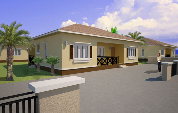 Building A Low Cost House In Nigeria Part 1